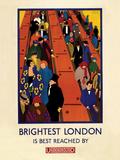 Brightest London Kunst
