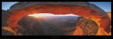 Mesa Arch Láminas por Alain Thomas