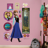 Disney's Frozen - Anna Wall Decal Wall Decal