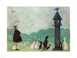 An Audience with Sweetheart Prints by Sam Toft