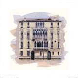 Palazzo Bernardo Print by Jonathan Pike