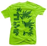 Godzilla - Neon Gojira T-shirts