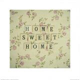 Hjem kjære hjem Kunst av Cassia Beck