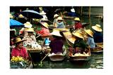 Thailand. Bangkok Photographic Print by Stephen Vaughan