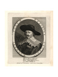 George Wither, Poet Giclee Print by J. Payne