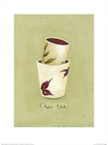 Chai Tea Print by Nicola Evans