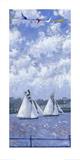 Sailing, Falmouth II Prints by Robert Jones