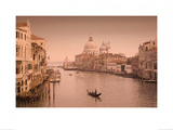 Canal Grande, Venice Posters by Rod Edwards