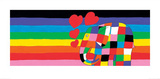 Elmer, Rainbow Posters by David Mckee