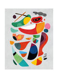 Still Life from God's Kitchen Giclee Print by Budi Kwan