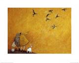 The McWerter's Maiden Voyage Kunst af Sam Toft