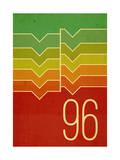 Ninety Six Giclee Print by Budi Kwan