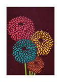 Still Life with Chrysanthemum Giclee Print by Budi Kwan