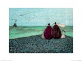 The Same as it Ever Was Poster by Sam Toft