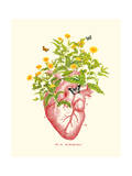 My Foolish Heart Giclee Print by Budi Kwan