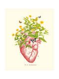 My Foolish Heart Lámina giclée por Budi Kwan