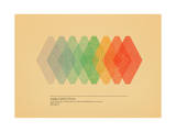 Visible Spectrum Giclee Print by Budi Kwan