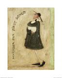 I Remember Our First Dance Kunstdrucke von Sam Toft