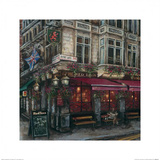 The Red Lion, Westminster Prints by Melissa Sturgeon