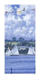 Sailing, Falmouth I Posters by Robert Jones