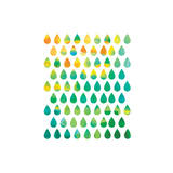 Monsoon Rain Giclee Print by Budi Kwan