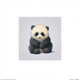 Panda Prints by John Butler