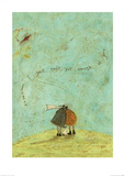 I Just Can't Get Enough of You Kunstdrucke von Sam Toft