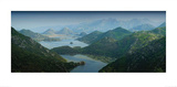 Lake Skadar, Montenegro Prints by Rod Edwards