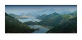 Lake Skadar, Montenegro Prints by Rod Edwards