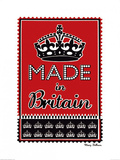 Made in Britain Art by Mary Fellows