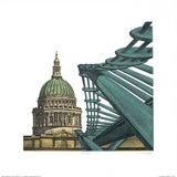 St Paul's Prints by Barry Goodman
