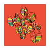 Garden by the Bay Giclee Print by Budi Kwan