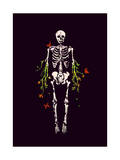 Dead Is Dead Giclee Print by Budi Kwan