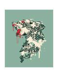 One Wild Night Reproduction procédé giclée par Budi Kwan