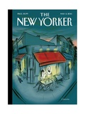 The New Yorker Cover - May 5, 2014 Regular Giclee Print by Charles Berberian