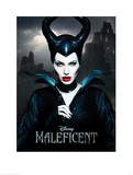 Maleficent - Dark Poster