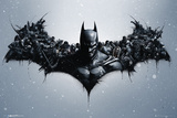 Batman Origins - Arkham Bats Prints
