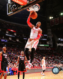 Houston Rockets - Dwight Howard 2013-14 Action Photo