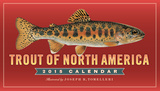 Trout of North America - 2015 Calendar Calendars