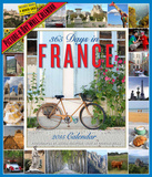 365 Days in France - 2015 Calendar Calendars