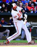 Baltimore Orioles - Nelson Cruz 2014 Action Photo