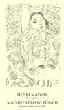 Maeght Lelong Zurich Sammlerdrucke von Henri Matisse