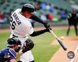 Chicago White Sox - Avisail Garcia 2014 Action Photo