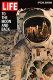 Time Life - Life Cover -To the moon and back Posters