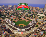 Wrigley Field 100th Anniversary Photographie