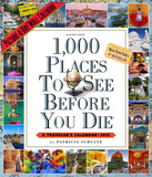 1000 Places to See Before You Die - 2015 Calendar Calendars