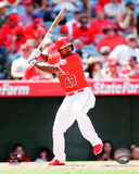 Los Angeles Angels - Howie Kendrick 2014 Action Photo