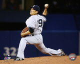 New York Yankees - Masahiro Tanaka 2014 Action Photo