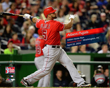 Los Angeles Angels - Albert Pujols 500th Career Home Run- April 22, 2014 with Overlay Photo