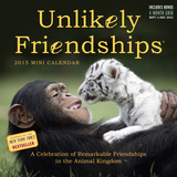 Unlikely Friendships - 2015 Mini Calendar Calendars